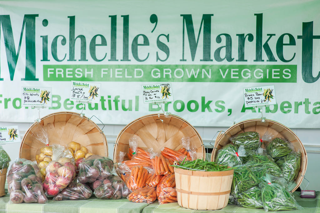 Michelle's Market Calgary - Farm Fresh Vegetables
