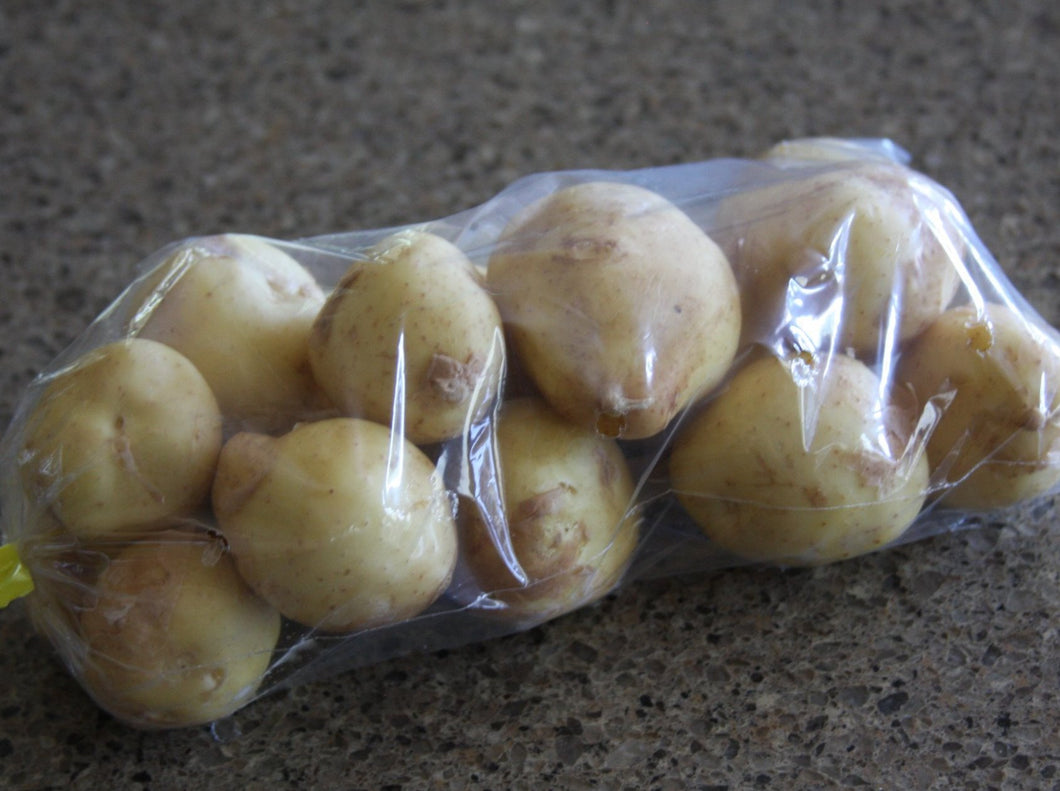 SOLD OUT! Baby Yukon Gold Potatoes (2.0 lb bag)