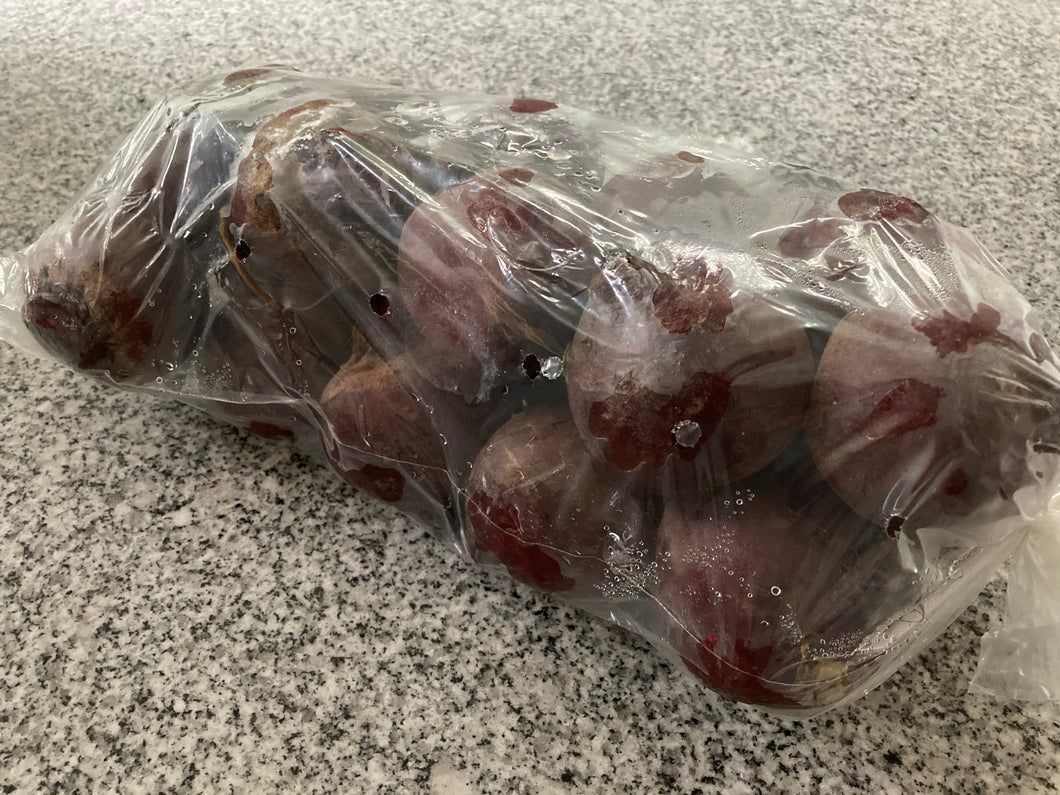 Large Red Beets (5.0 lb bag)