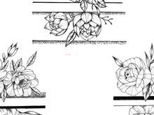 Load image into Gallery viewer, 5 x sexy peony  design download high resolution download