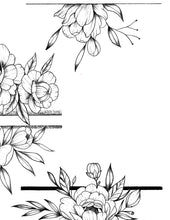 Load image into Gallery viewer, 5 x sexy Peony forearm design download high resolution download