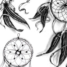 Load image into Gallery viewer, originals dreamcatchers download tattoo design