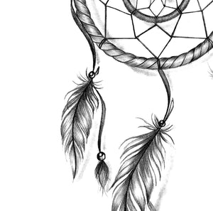 Realistic dreamcatcher  high resolution download