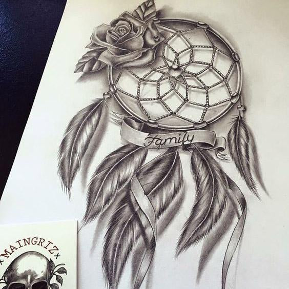 dreamcatcher dowload tattoo design references