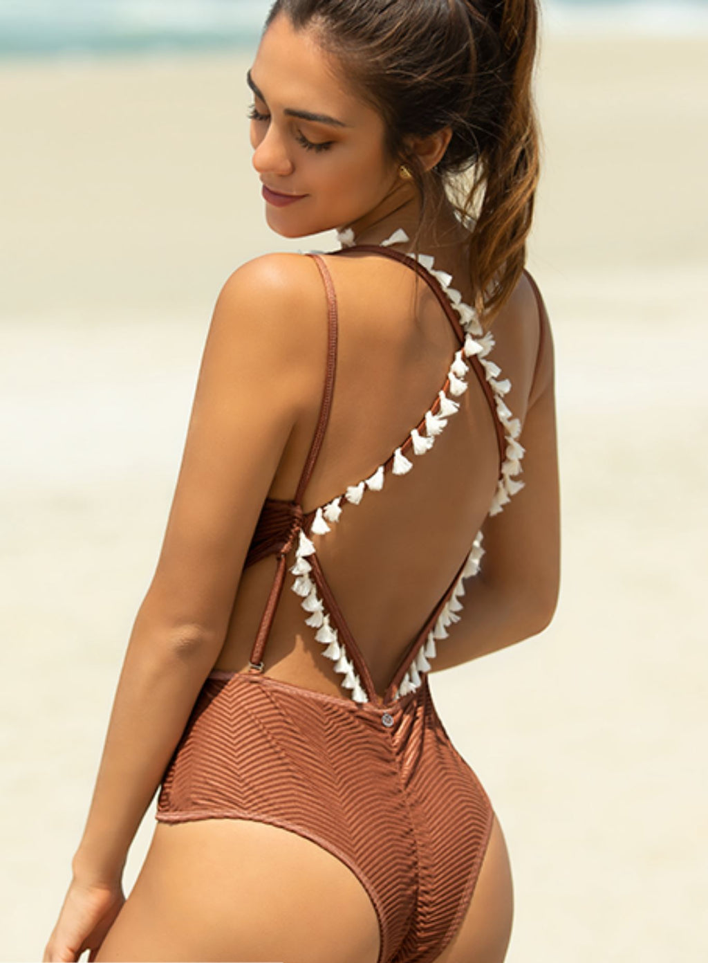One piece for love - Bronce SUPER SALE 30%OFF WIN