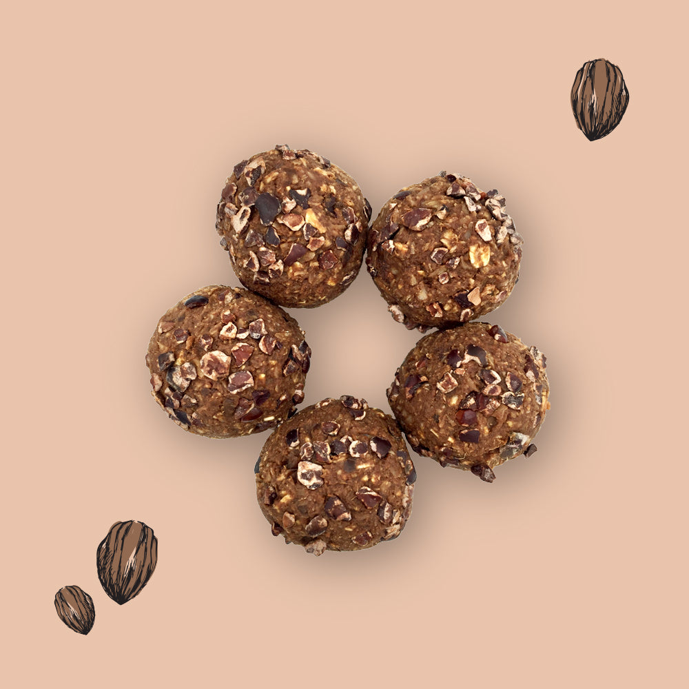 Cacao Power Ball | 可可能量球