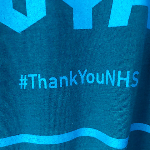 Thank You NHS - Limited Edition Short Sleeve Core Jersey