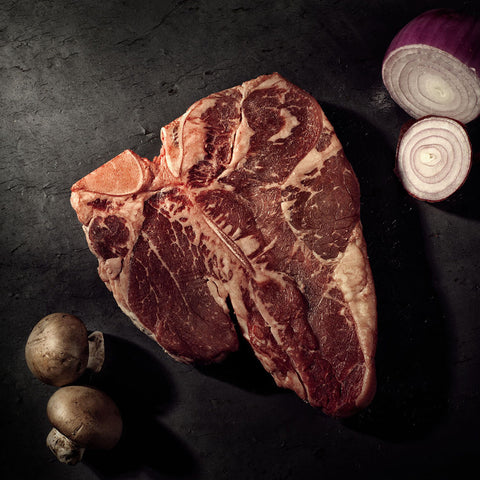 Gold Label Porterhouse Steaks