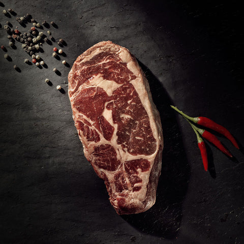Gold Label Ribeye Steaks – Bone-in