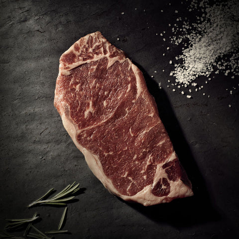 Gold Label Strip Loin Steaks - Boneless