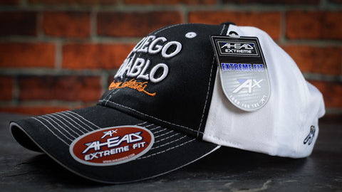 The Fuego Diablo Ball Cap