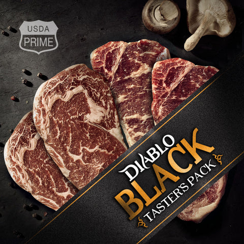 4. Black Label Taster's Pack