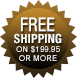 Free Shipping on $149.95 or more