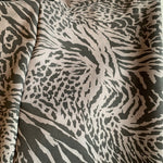 Krazy Larry Mixed Animal Print Pant