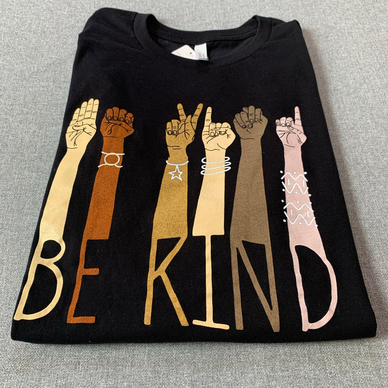 "ASL ""Be Kind"" Limited Edition Tee"