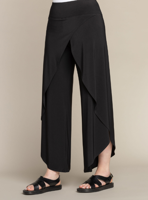 Sympli Black Rapt Pants