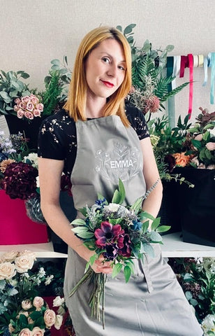 Emma- co owner of Fauxever Blooms