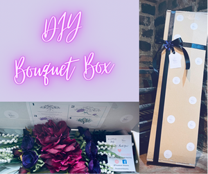 DIY Bouquet Box