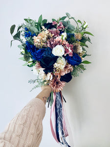 Fauxever Fan Bouquet