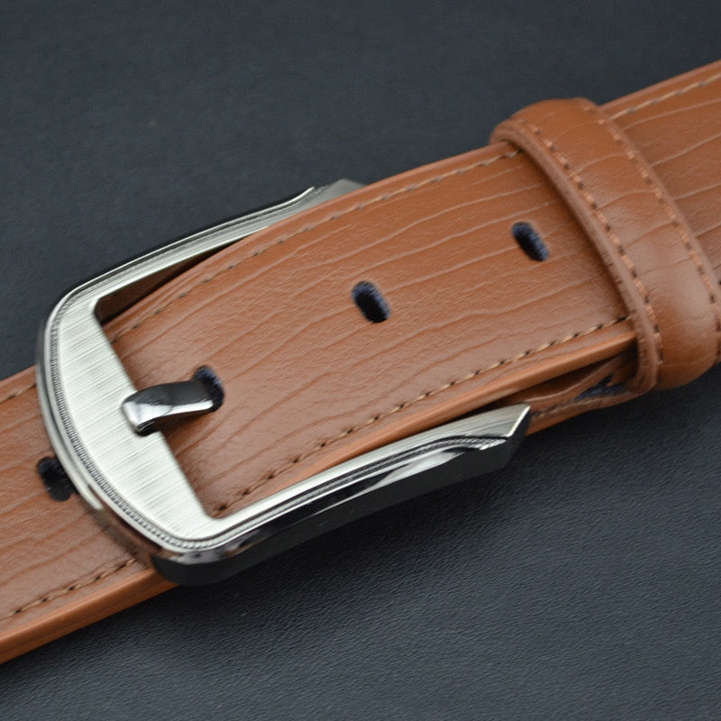 classice vintage pin buckle belt