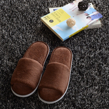 Indoor Cotton Fabric Slipper