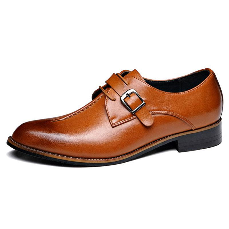 Formal Wedding Leather Shoes