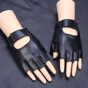 New Fingerless Gloves