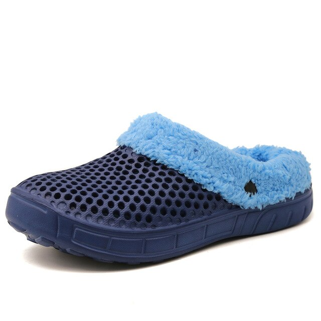 Men Plush Warm Shoes