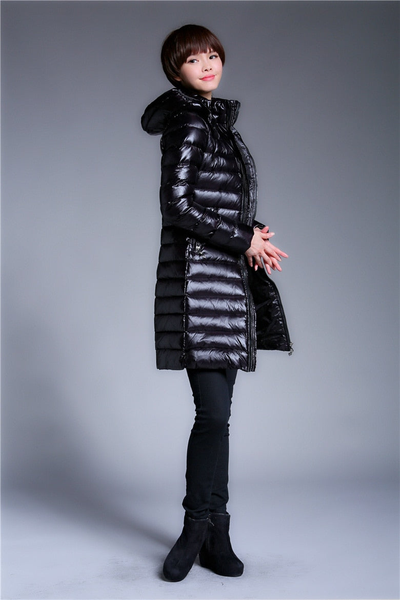 Winter Women's Down Jacket