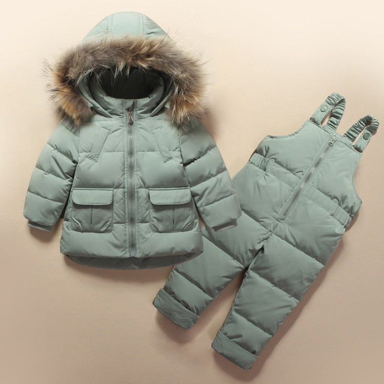 Baby Boy Down Jacket