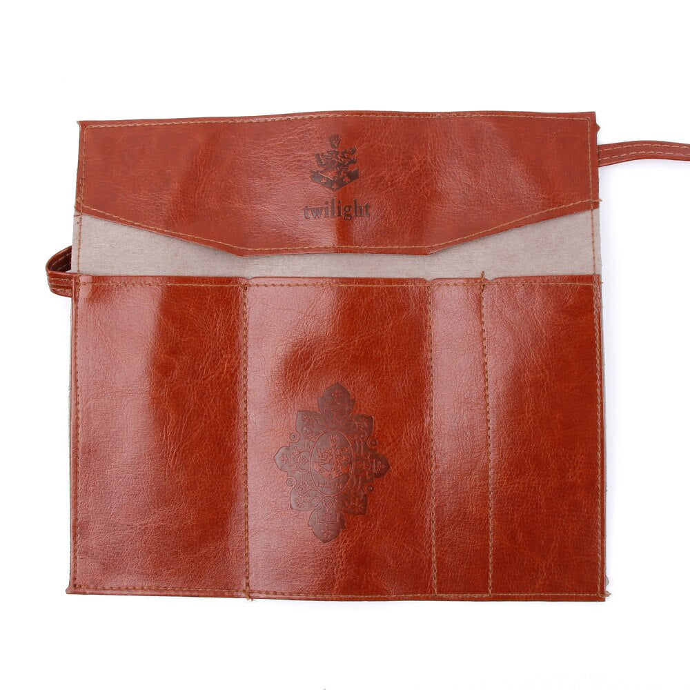 PU Leather Pencil Bag