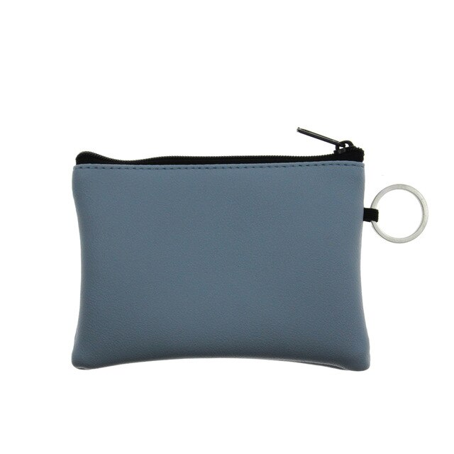 Coin Purse Card Holder Pocket
