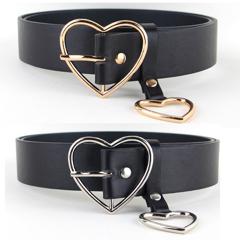 Ladies Leather Dress Jeans Belts