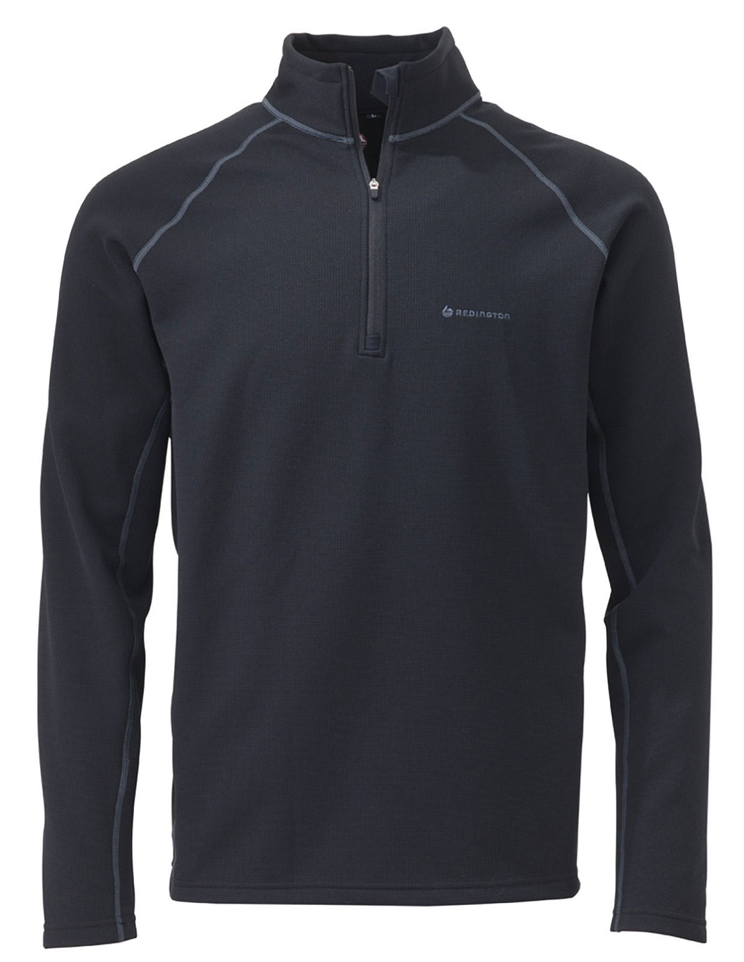 Redington 1/4 Zip Grid Fleece