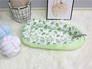 Baby-Nest Bed and Portable Crib for Newborns