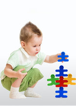 Load image into Gallery viewer, Wooden Children's Educational Toys for Balance - 16 Piece Set for ages 1+