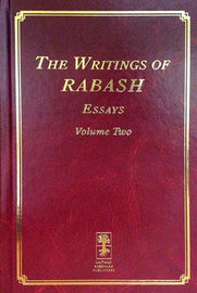 The Writings of RABASH - Essays Volume Two
