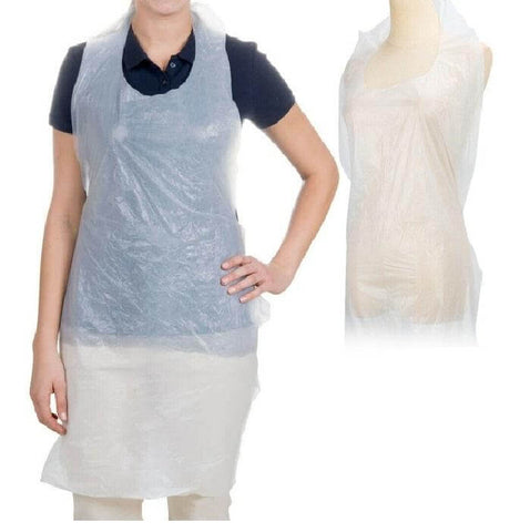 100 Disposable Aprons - CALLAGHAN