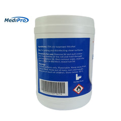 Hospital Grade Surface Disinfectant Isopropyl Alcohol Wipes