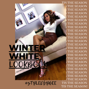 Winter White Look Book