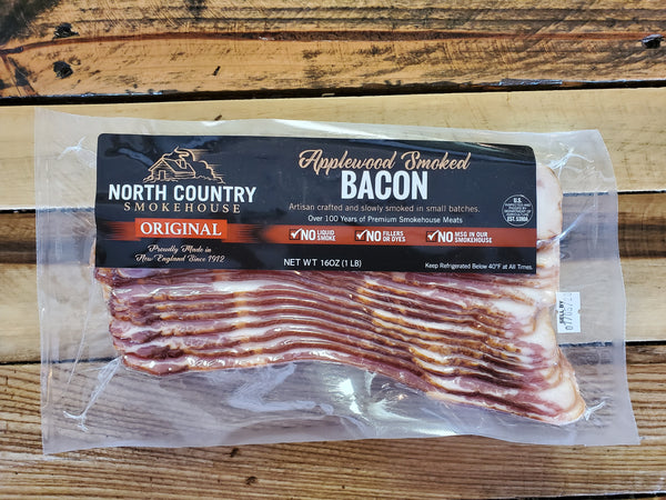 North Country Applewood Smoked Bacon