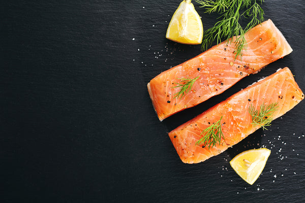Kvarøy Salmon - 5oz Portion