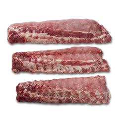 Baby Back Ribs - 3 pack