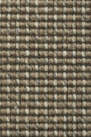 Kanpur - Ecru mix wol en sisal vloerkleed - Wool & Wire