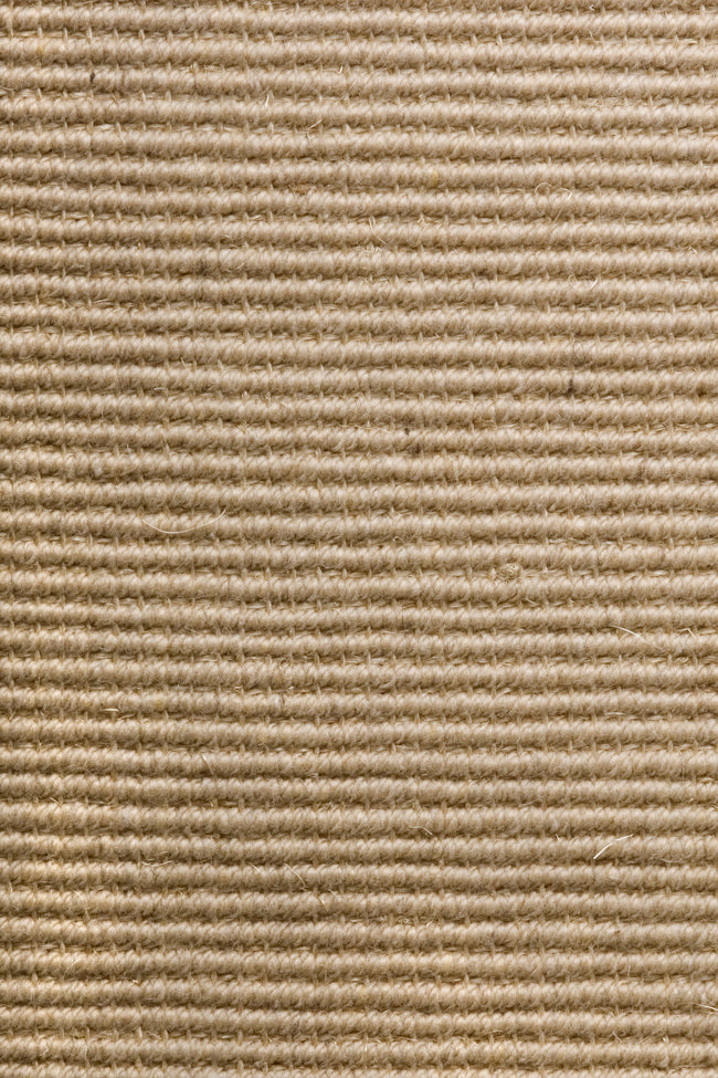 Lusaka - Ecru mix wol en sisal vloerkleed - Wool & Wire