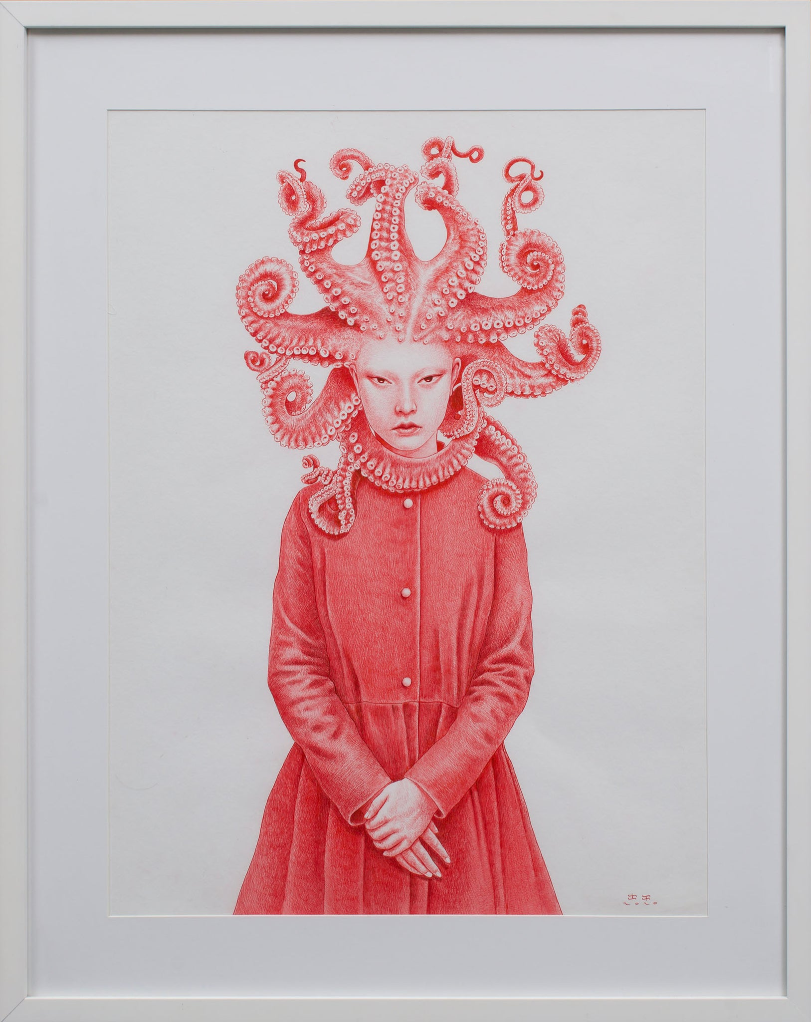 Octopus Head Red