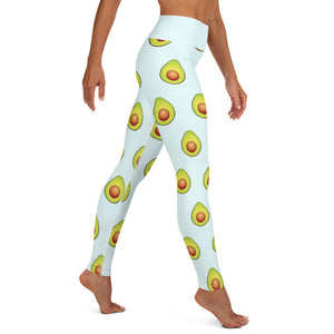 Avocados Yoga Leggings