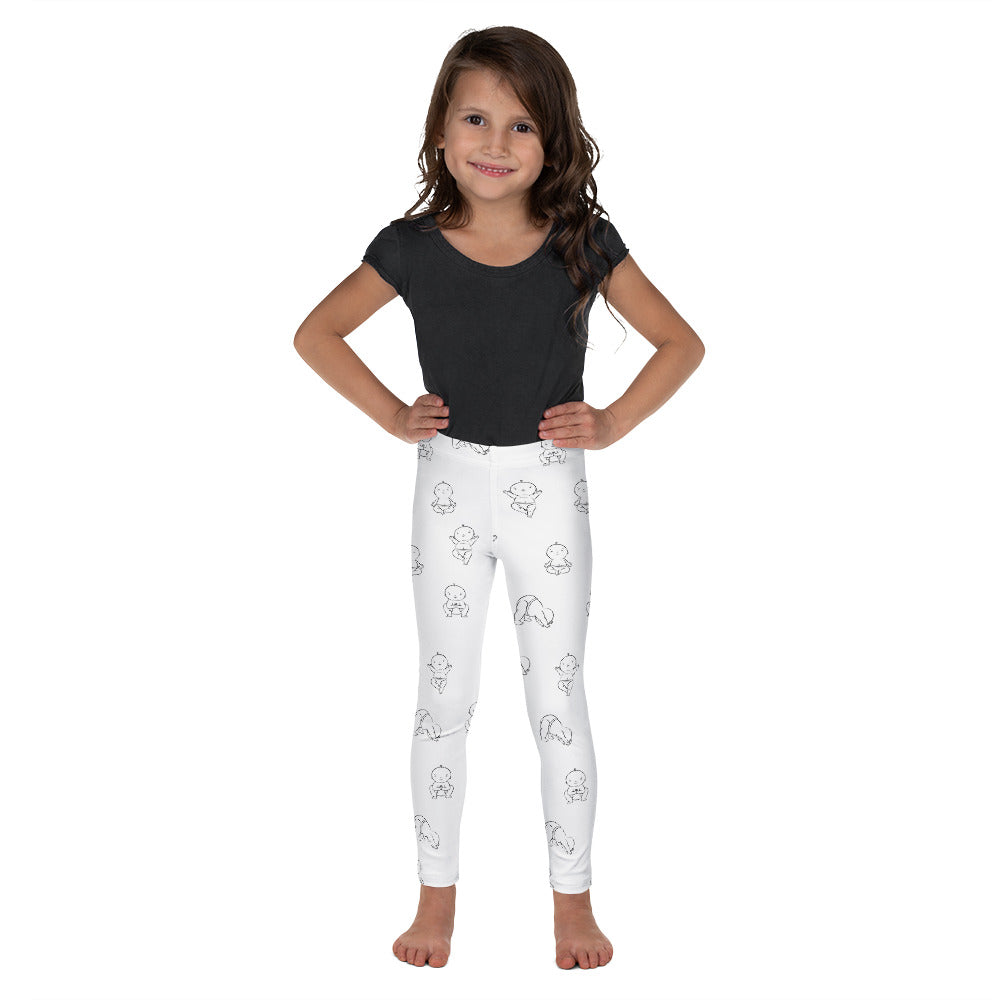 Tiny Yogis, Toddler/Kids Leggings