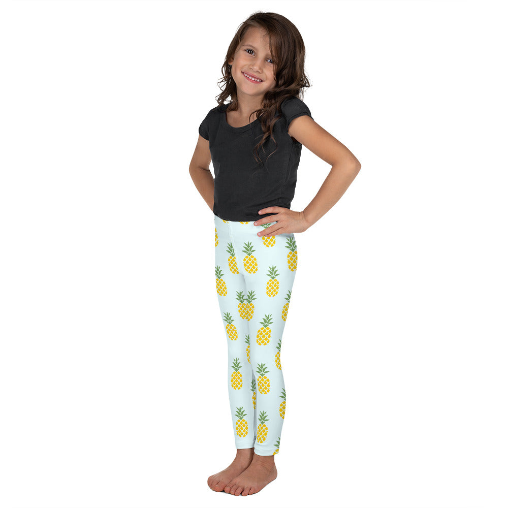 Pineapples, Toddler/Kid's Leggings