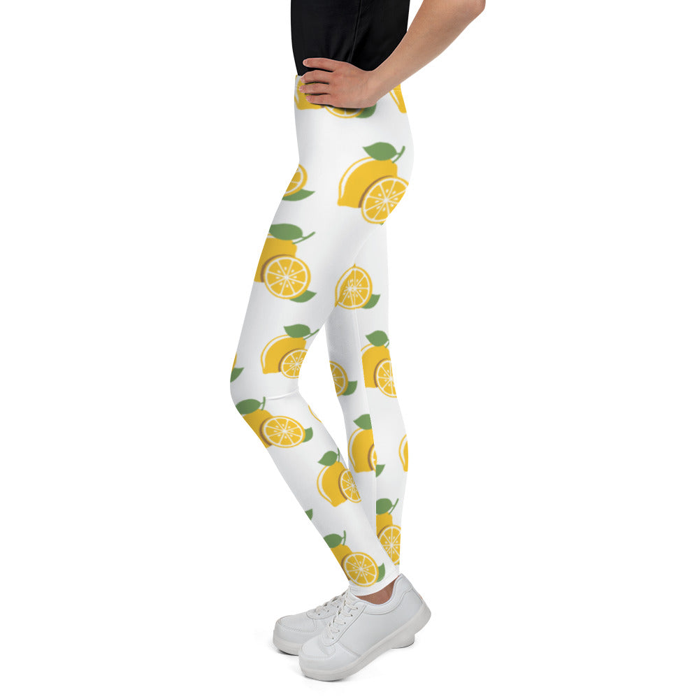 Lemons, Kids/TeenLeggings
